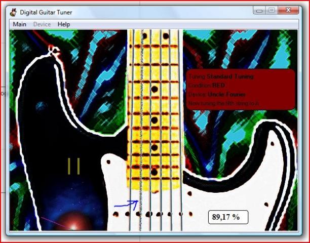 Настройка 6-струнной гитарыОбратитите внимание: Настройка 6-струнной гитары
