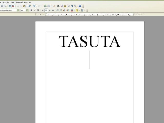 211f6a9dd69 Kuidas Sentigi Maksmata Kaasaegne Tekstitöötlusprogramm Saada ...
