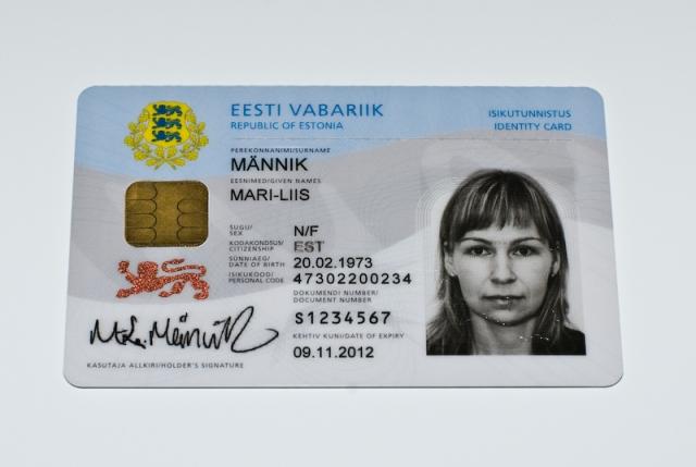 id kaardi ja passi taotlemine