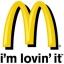 McDonald's - I'm Lovin' It!